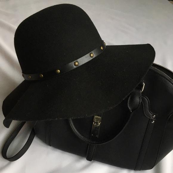 cfdb1813bf83b4 Charlotte Russe Accessories   Black Hat   Poshmark